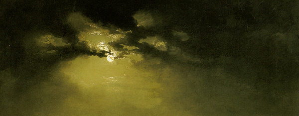 William Turner - Fishermen at Sea (Ausschnitt) (Quelle: Wikipaintings)
