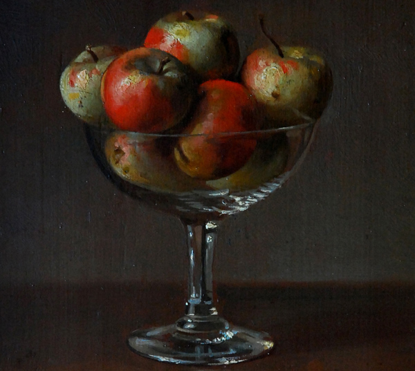 Louis Carbonnel - Apples (Quelle: Wikimedia Commons)