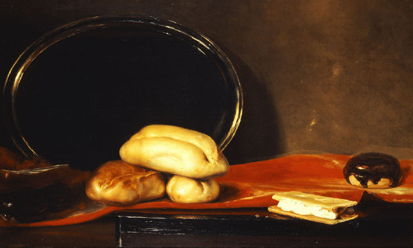 Nikolaos Gyzis - Table or Bread (Quelle: Wikiart)