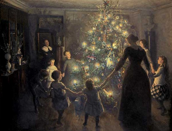 Johansen Viggo - Happy Christmas (Quelle: Wikimedia Commons)